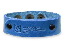 <b>Wochi P Москвёнок RFID</b> со встроенным чипом р S Leather Blue ...