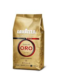 <b>Кофе</b> Qualita Oro в <b>зернах</b>, 1 кг <b>Lavazza</b> 3356320 в интернет ...