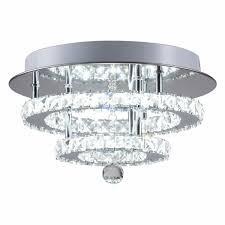 China <b>Crystal</b> Ceiling <b>Light</b> Flush Mount Modern Luxury Not ...