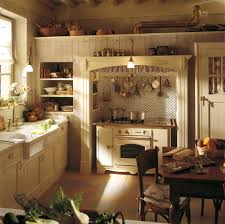 French Country Kitchen Rustic French Country Kitchen Kitchenstircom