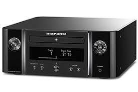 <b>CD</b>-<b>ресивер Marantz</b> Melody <b>M</b>-<b>CR412</b>: FM/DAB+, Bluetooth и ...