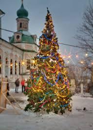 Рождественская ёлка — Википедия