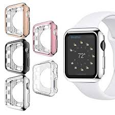 Compatible with Apple Watch 3 Case 42mm,5 Pack ... - Amazon.com