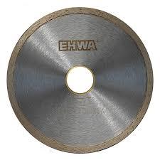 <b>Круг алмазный</b> со <b>сплошной</b> режущей кромкой S-WET 100 мм