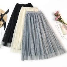 <b>Wasteheart</b> Spring Blue Pink <b>Women</b> Skirt Japan <b>Style</b> High Waist ...