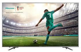 Обзор 55-дюймового 4K-телевизора Hisense H55N6800