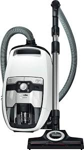 Miele Blizzard Cx1 <b>Cat & Dog</b> Bagless Vacuum Cleaner, White ...