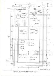 House plans for x feet east face plot   GharExpert House     X   sq foot House plans for x feet east face