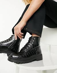 Women's Boots | Chunky, Studded & <b>Lace Up</b> Boots | ASOS