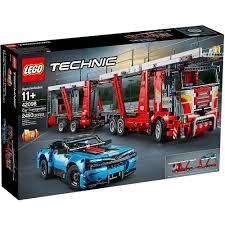 Купить <b>конструктор LEGO Technic Автовоз</b> 42098 в интернет ...