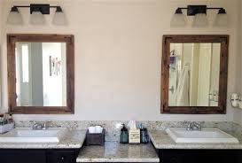 wood bathroom mirror digihome weathered: wooden bathroom mirrors digihome travertine design wooden bathroom mirror ideal handmade high quality interior decoration home washbowl hand basin charm supply hot and cold water