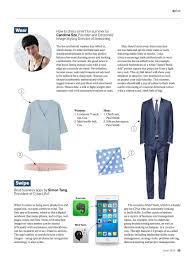 press seasoning caroline s grooming and styling tips for finance professionals