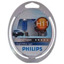 «<b>Philips Crystal</b> Vision H11 4300K» — <b>Лампы</b> для автомобилей ...