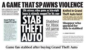 are video games unfairly targeted for causing violence 6a011570c131b2970c019aff76b1e2970b