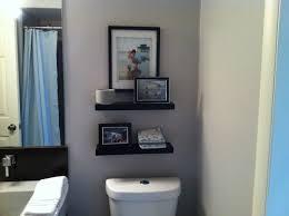 shelf toilet bathroom storage