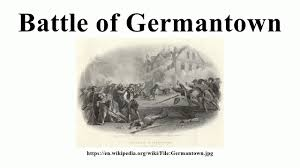 「the battles of Germantown」の画像検索結果