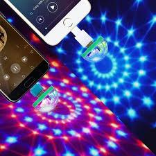 Mini Disco Light Portable Home <b>Party Light</b> DC 5V <b>Disco Ball</b> Led ...