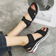 <b>Plus Size 35 42 Women</b> Sandals 2019 Summer Shoes Woman ...