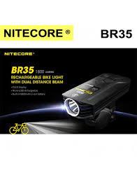 <b>NiteCore BR35 CREE XM-L2</b> U2 LED 3-Mode 1800Lumens SMO ...