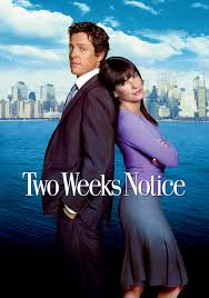 two weeks notice movie fanart fanart tv two weeks notice movie poster image