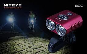 Where to buy 1 Set Niteye B20 <b>Bike Light</b> 2x Cree XM-L U2 LED ...