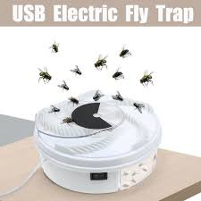 Dropship <b>Insect Traps Fly Trap</b> Electric USB Automatic Fly Catcher ...