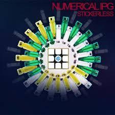 <b>GAN356 X</b> - Numerical IPG, Stickerless Version Full-Bright
