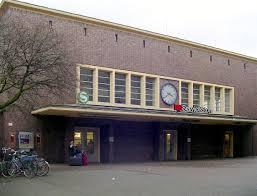 Düsseldorf-Benrath station