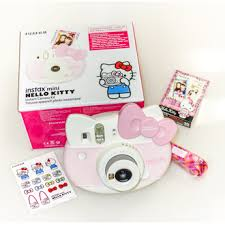 Greens Camera World » <b>Fujifilm Hello Kitty</b> Instax Kit