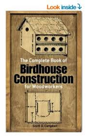 Free Wren House Plans Easy DIY ProjectWren House Plans  middot  complete book of wooden birdhouse construction  quot