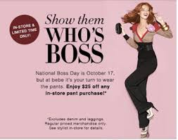National Boss Day | Examiner.com