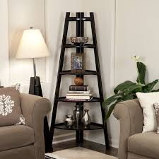 great corner ladder bookshelf with floor lamp and modern sofa for excerpt dining room chair bedroom floor lamps design