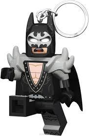 <b>LEGO Batman Movie Брелок</b>-фонарик Glam Rocker Batman ...