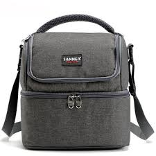 Lunch Bag, Insulated Picnic Bag Lunch Box for Men, Women, <b>7L</b> ...