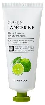 <b>Крем</b>-<b>эссенция для рук</b> Tony Moly Green tangerine — купить по ...