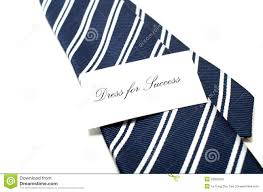 dress for success clipart clipart kid dress for success tag on blue tie royalty stock photo image