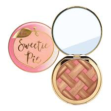 <b>Sweetie Pie</b> Bronzer: Radiant Matte Bronzer | <b>Too Faced</b>