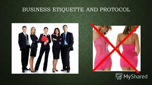 Презентация на тему   quot usa etiquette  business etiquette and     business etiquette and protocol