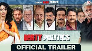 Dirty Politics (2015) Full Movie Hindi