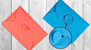 Как сделать <b>подарочный конверт</b> с замочком своими руками ...