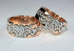 <b>Обручальные кольца</b>. Артикул Обр1001 ,<b>комбинированное</b> ...