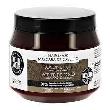 Маска для волос `HELLO <b>NATURE</b>` <b>COCONUT OIL</b> с кокосовым ...