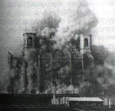 「1931年 ハリストス大聖堂が爆破解体」の画像検索結果
