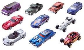 <b>Набор</b> машин <b>Hot Wheels</b> 54886 1:64 — купить по выгодной цене ...