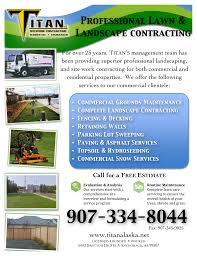 publications page titan commercial services flyer