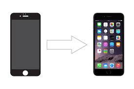 <b>Защитное стекло Ainy для</b> Apple iPhone 7 матовое на полный ...