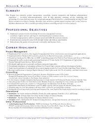 professional summary resume examples getessay biz 10 images of professional summary resume examples