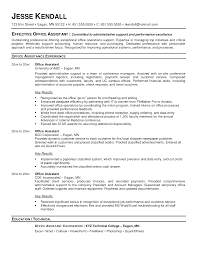 cover letter example of office assistant resume samples of cover letter administrative skills for resume administrative healthcare administration templatesexample of office assistant resume extra medium