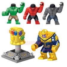 SuperHeros <b>Marvel</b> Avengers Military Figures Building Blocks Sets ...