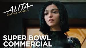 <b>Alita</b>: <b>Battle Angel</b>   #SBLIII Commercial   20th Century FOX - YouTube